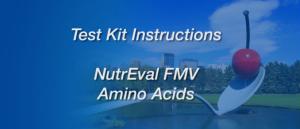 NutrEval FMV Amino Acids Instructional Video