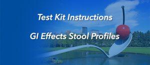 GI Effects Stool Profiles Instructional Video